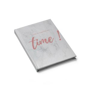 It's time Journal – Blank