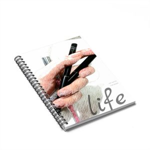 Get Notes for easier Life Spiral Notebook