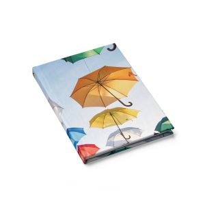 Colorful Umbrellas Journal – Blank