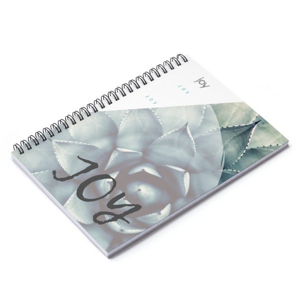 Joy Spiral Notebook 02